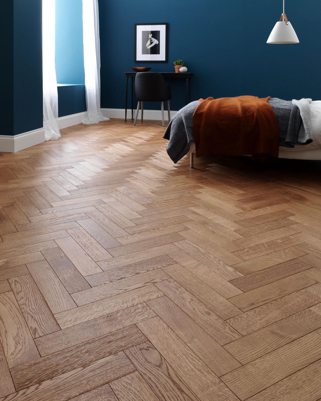 Goodrich Coffee Oak - Woodpecker Flooring