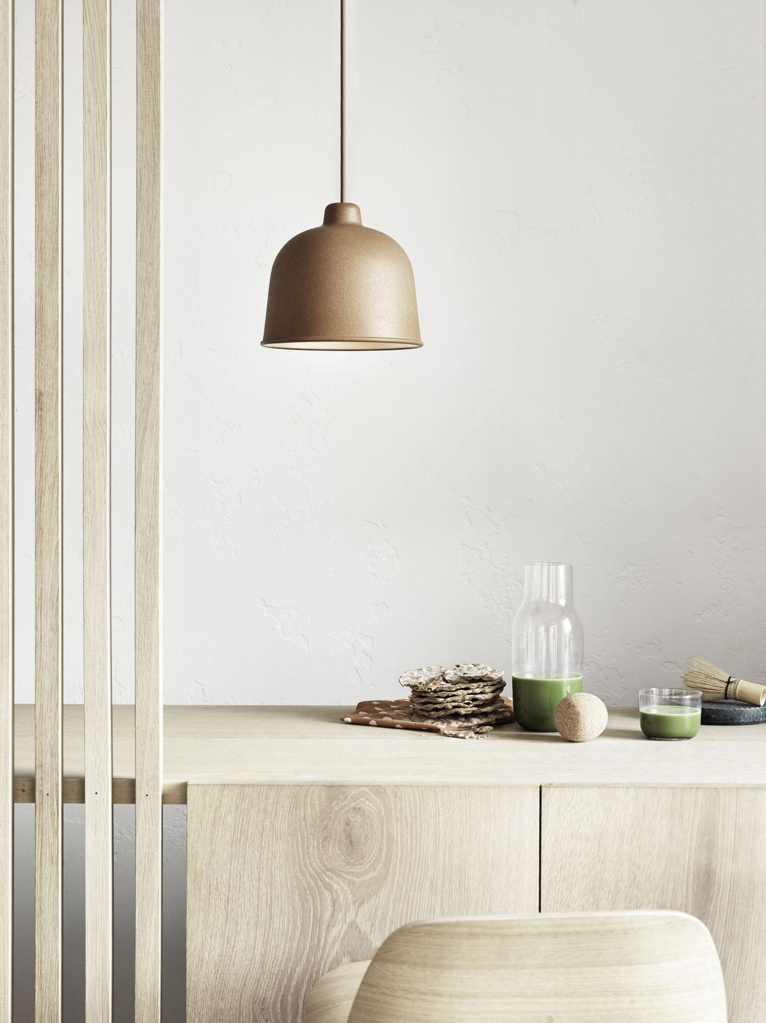 Muuto grain pendant light | Design Hunter