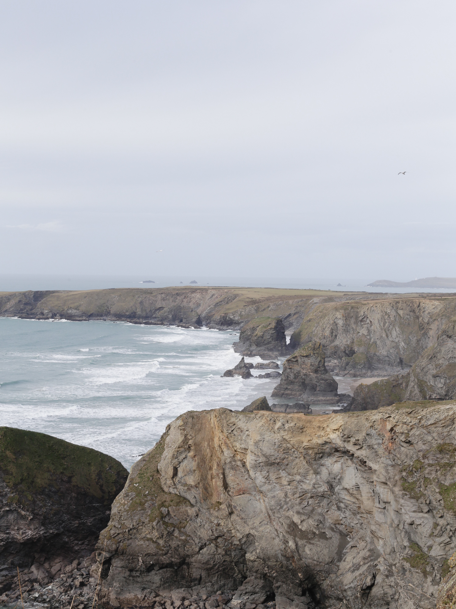 Bedruthan Steps - Cornwall | Design Hunter