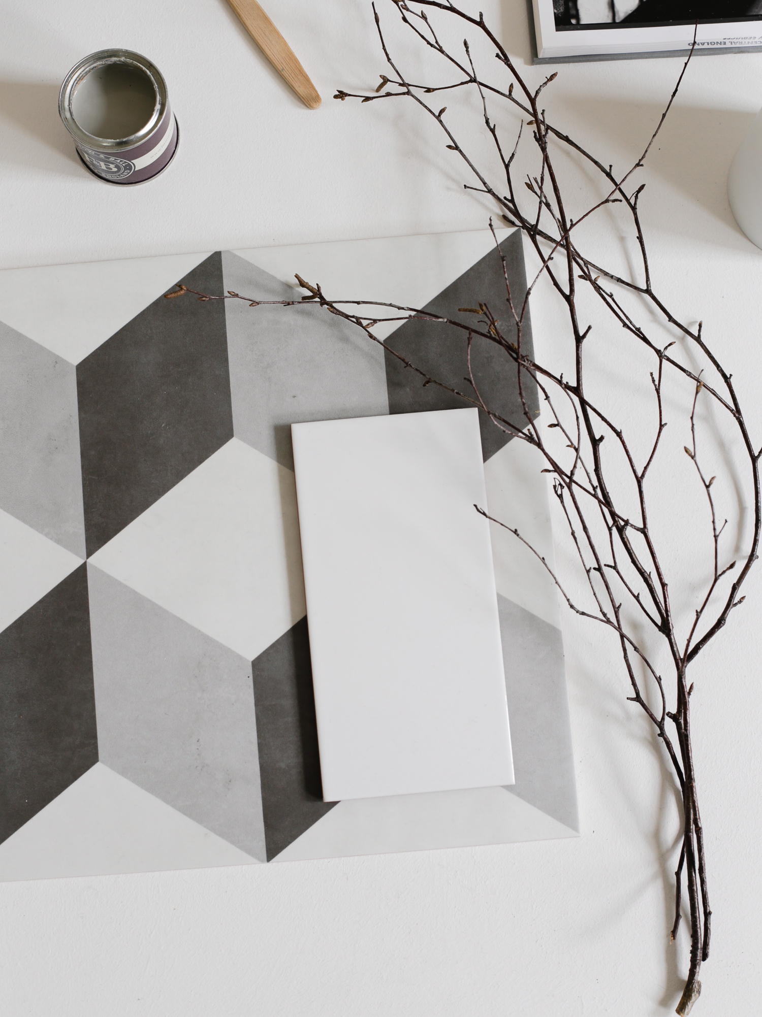 Bathroom moodboard | Design Hunter