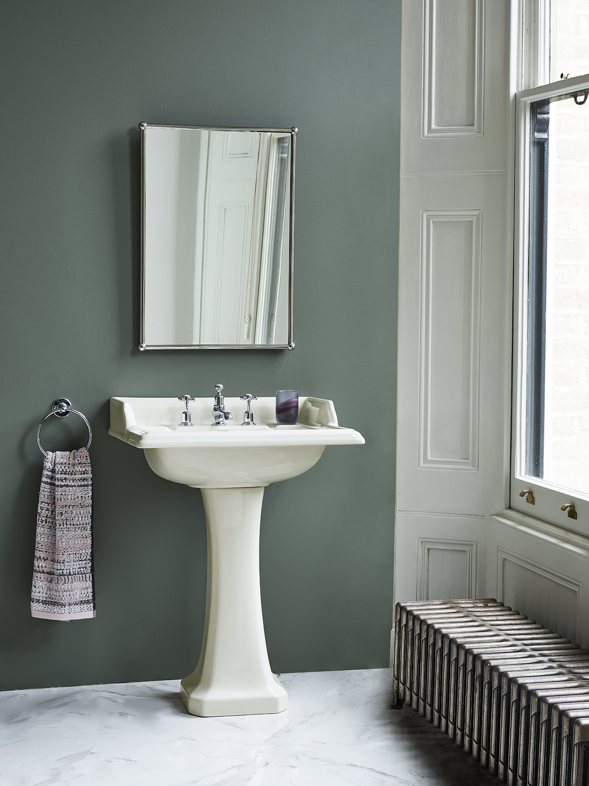 Medici ivory ceramic basin - Burlington Bathrooms 1200px 2.jpg
