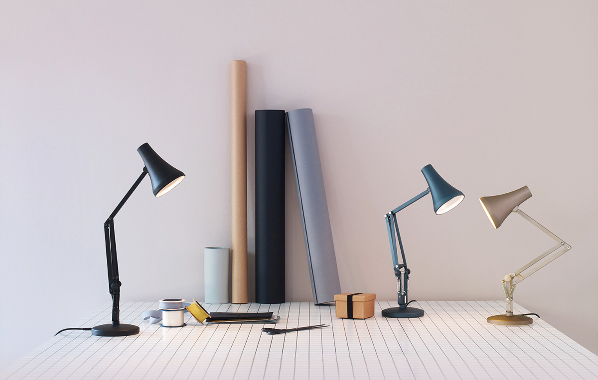 Image courtesy of Anglepoise