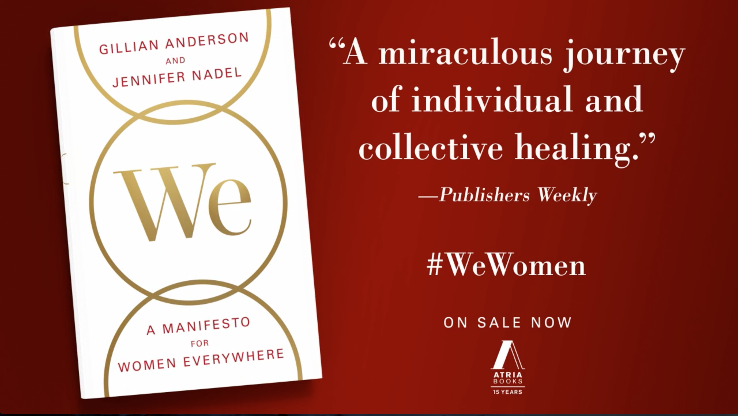 WE- The Manifesto for Women Everywhere - creative director, art director and designer for video and digital .