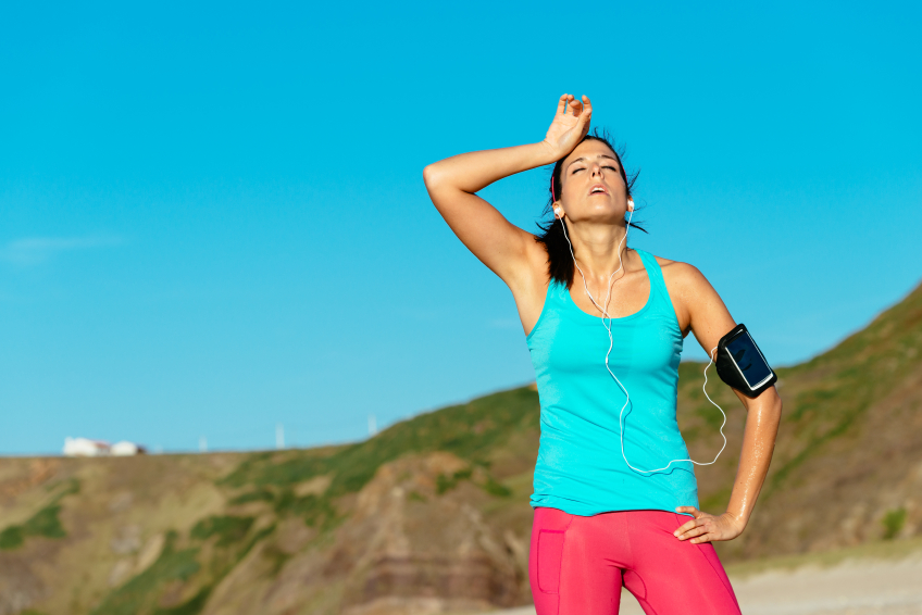 Achieving your fitness goals includes getting adequate rest and recovery.