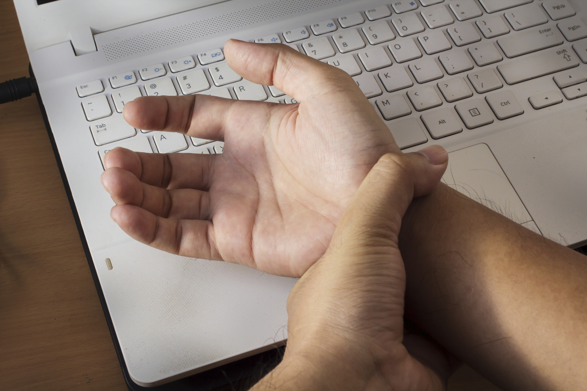 A spinal assessment and joint manipulation have helped many of our Carpal Tunnel Syndrome patients.