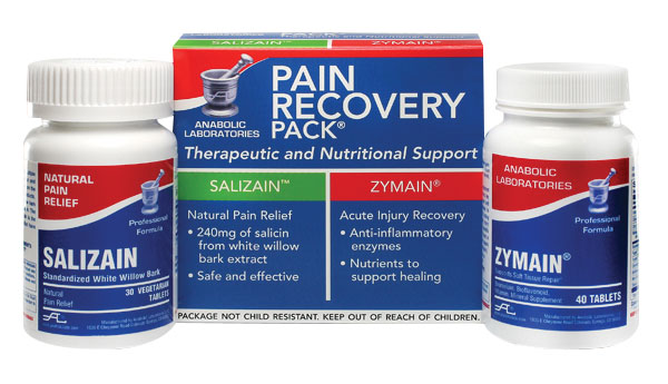 Pain Recovery Pack by Anabolic Labs