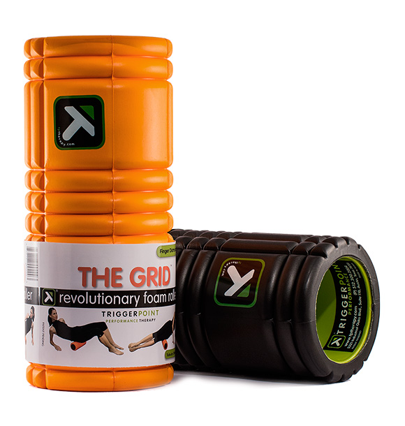 The foam roller, simple and effective