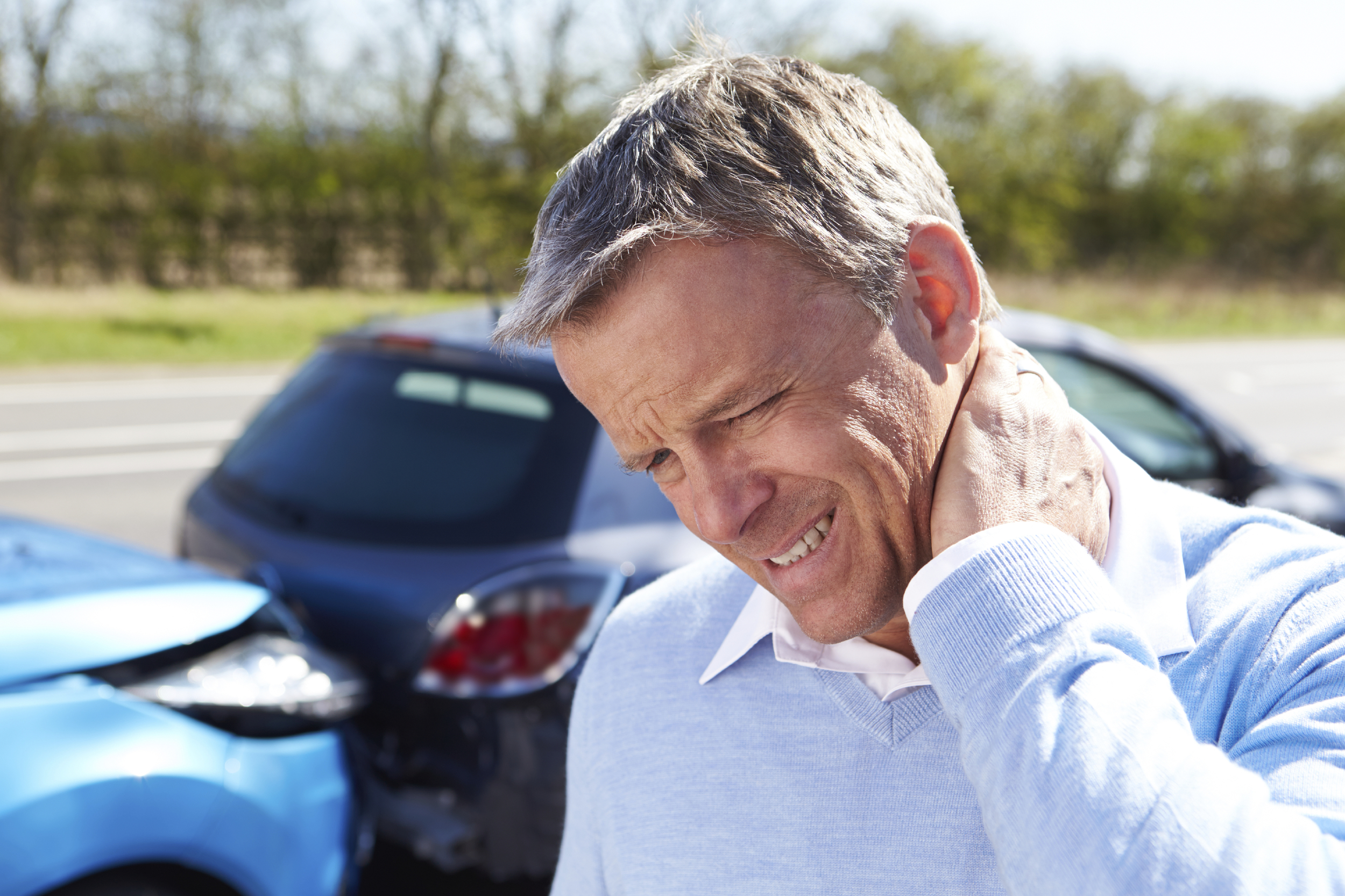 Have you been in an auto accident? You may feel  whiplash  symptoms well after the injury