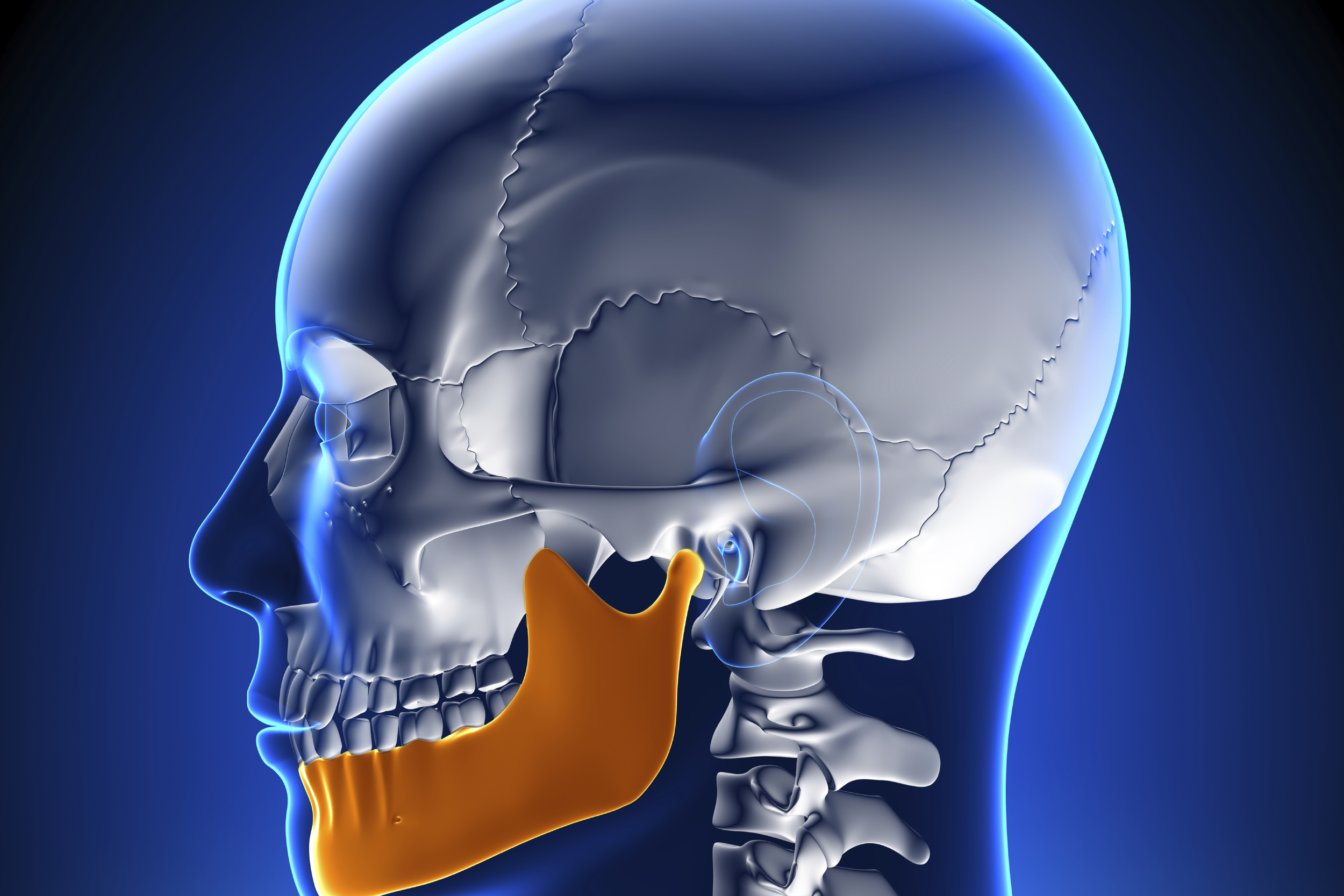 TMJ dysfunction can be caused by anxiety, teeth grinding or arthritis, among many others