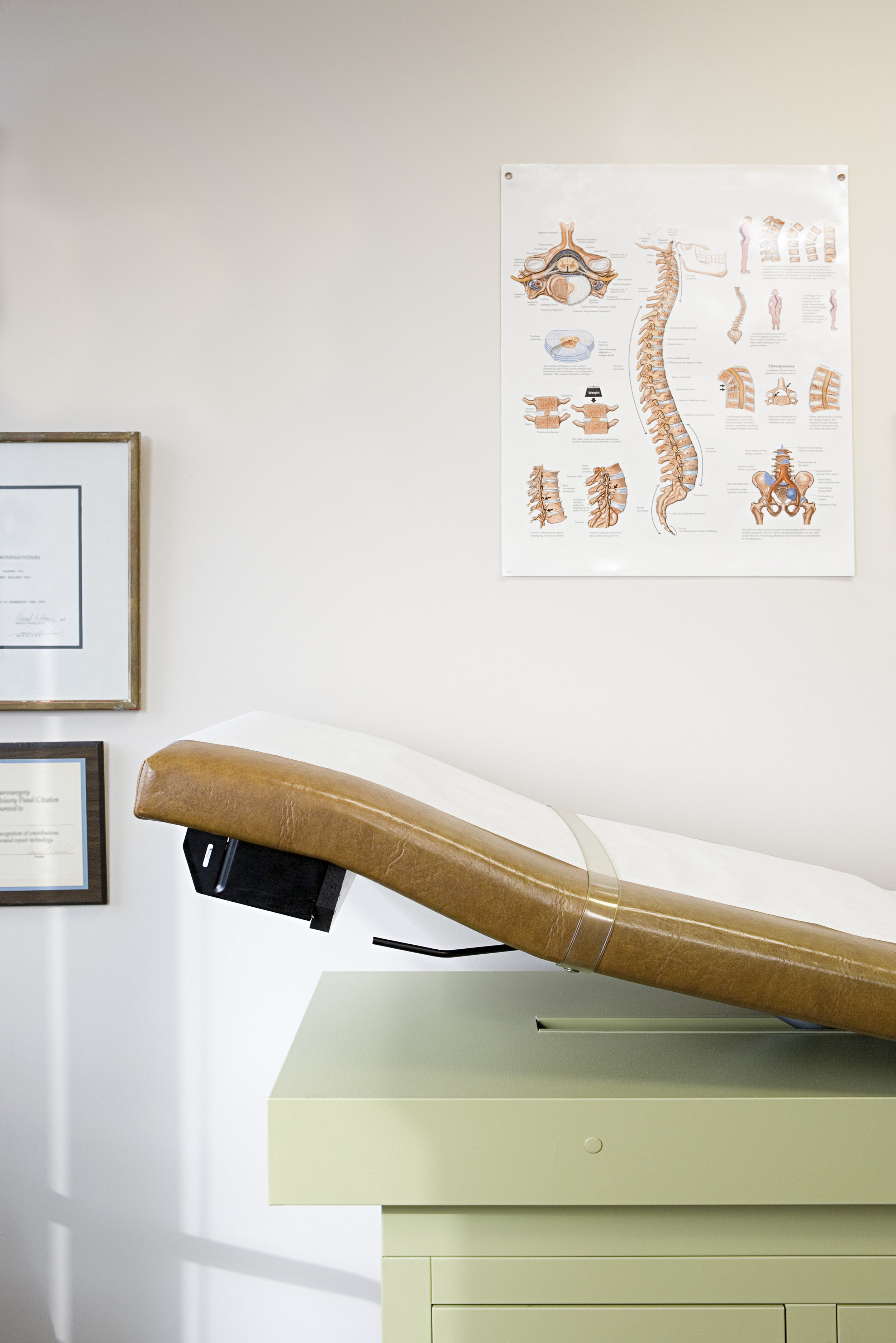 New patients are usually surprised at how comfortable and easy the first appointment is.