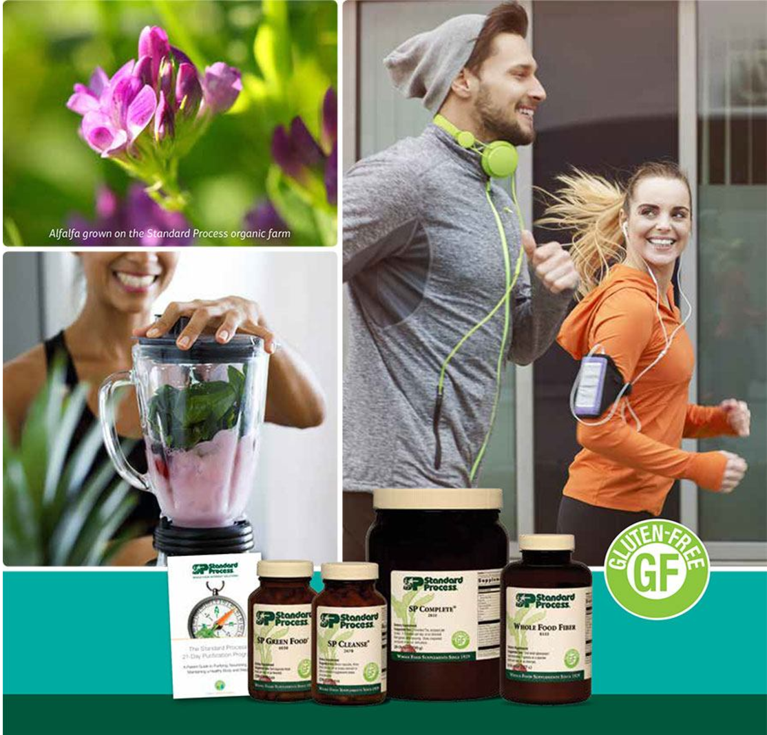 From Standard Process:Nutritional needs are clearly defined in this 21-Day opportunity to reset your metabolism