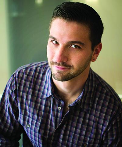 Stefan Cwik, composer-in-residence