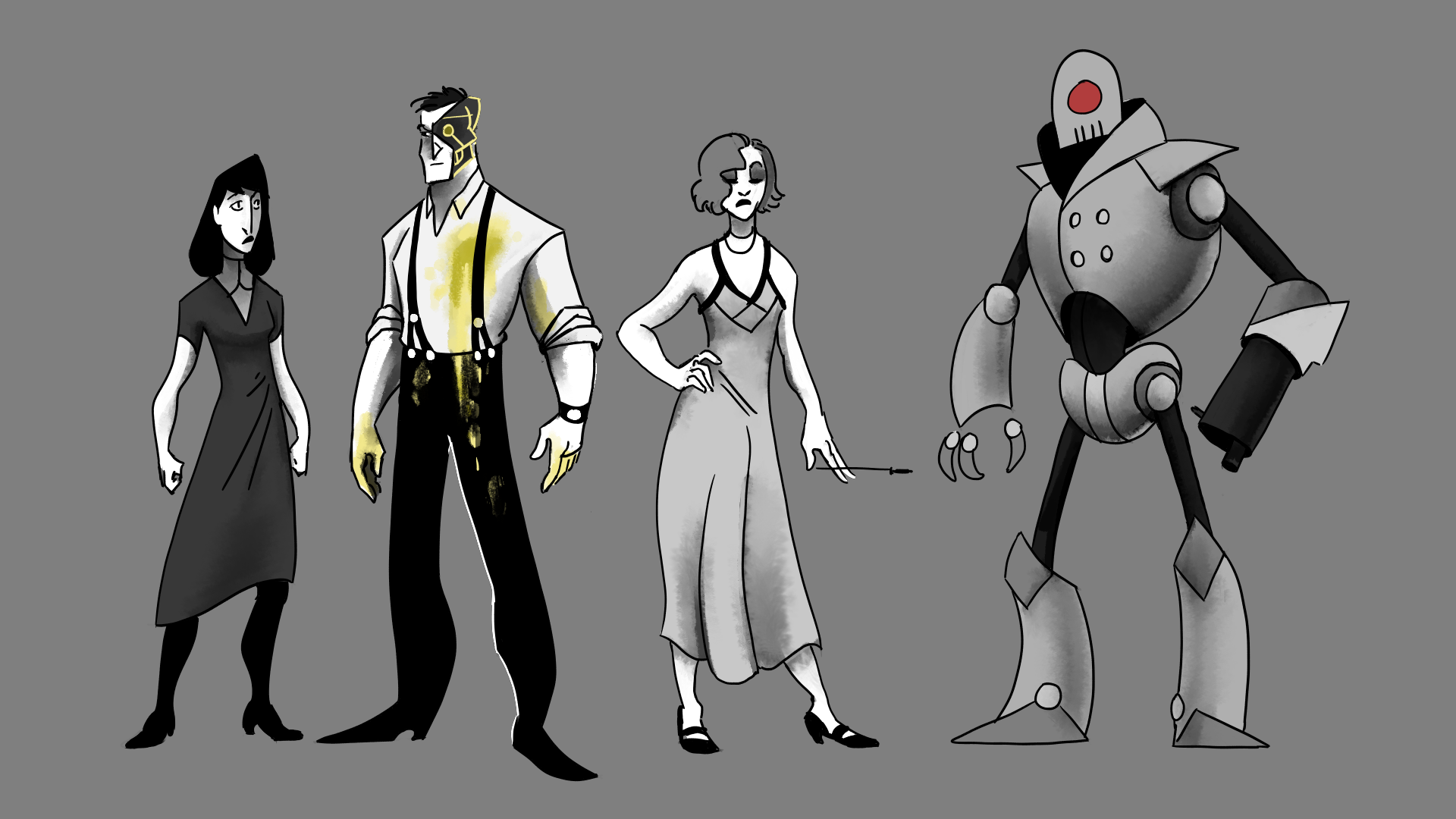 140324_SK-skeleton key_character designs.png
