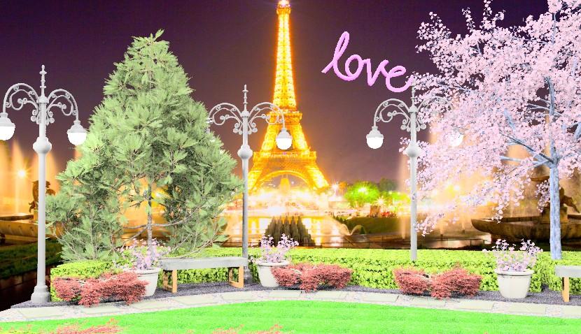 City of Love Rendering