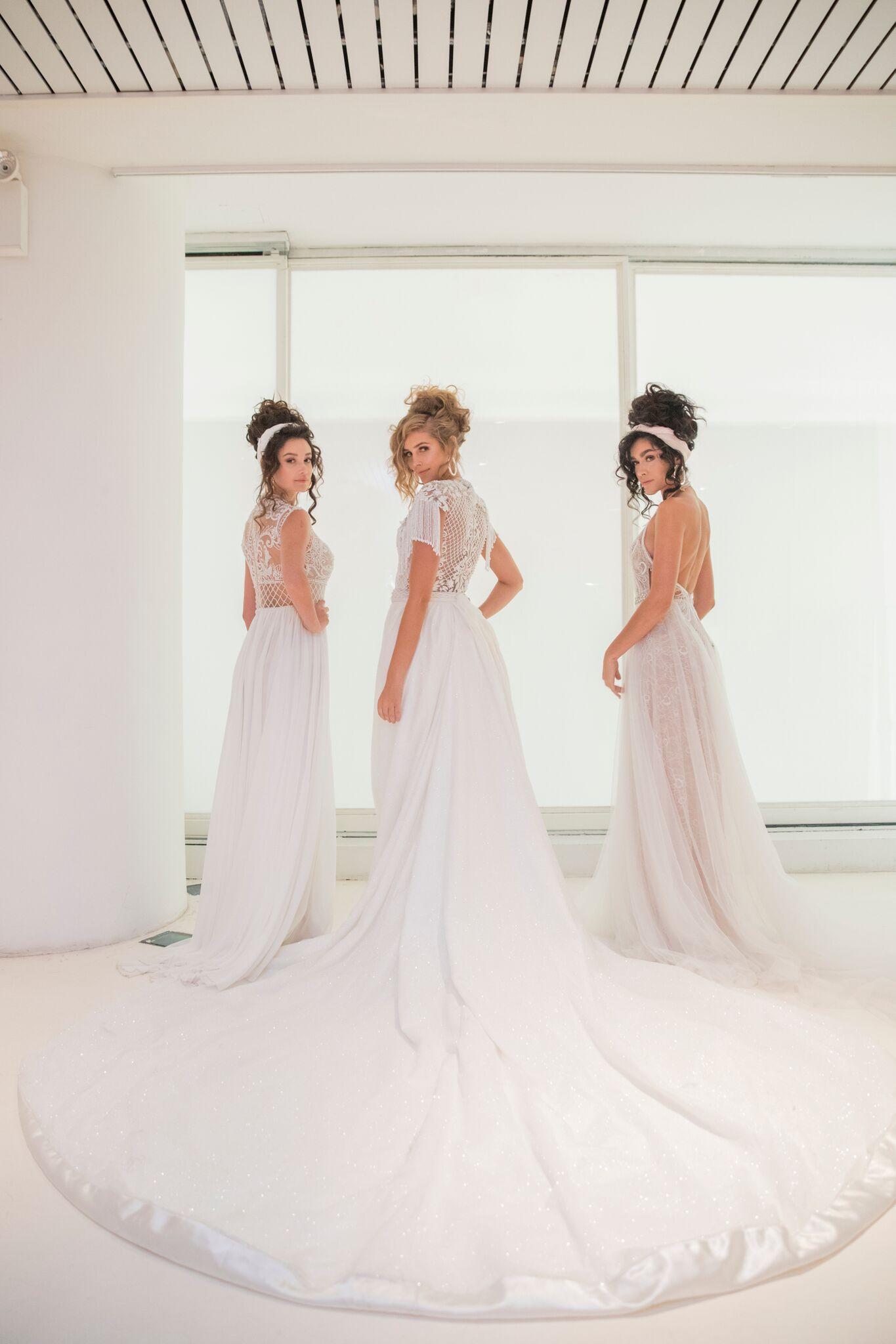 Julie Vino SS18 Bridal Show