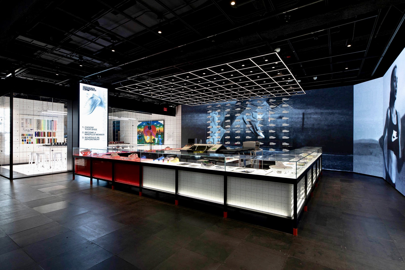 Nike Customization Activation