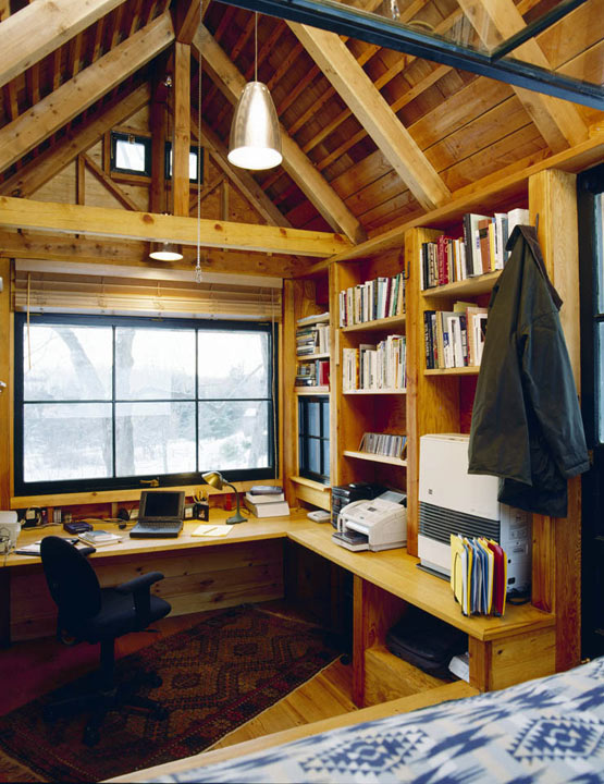 Michael Pollan's Writing House