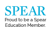 Proud to be a SPEAR Education Member.
