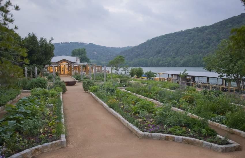 Lake Austin Spa Gardens