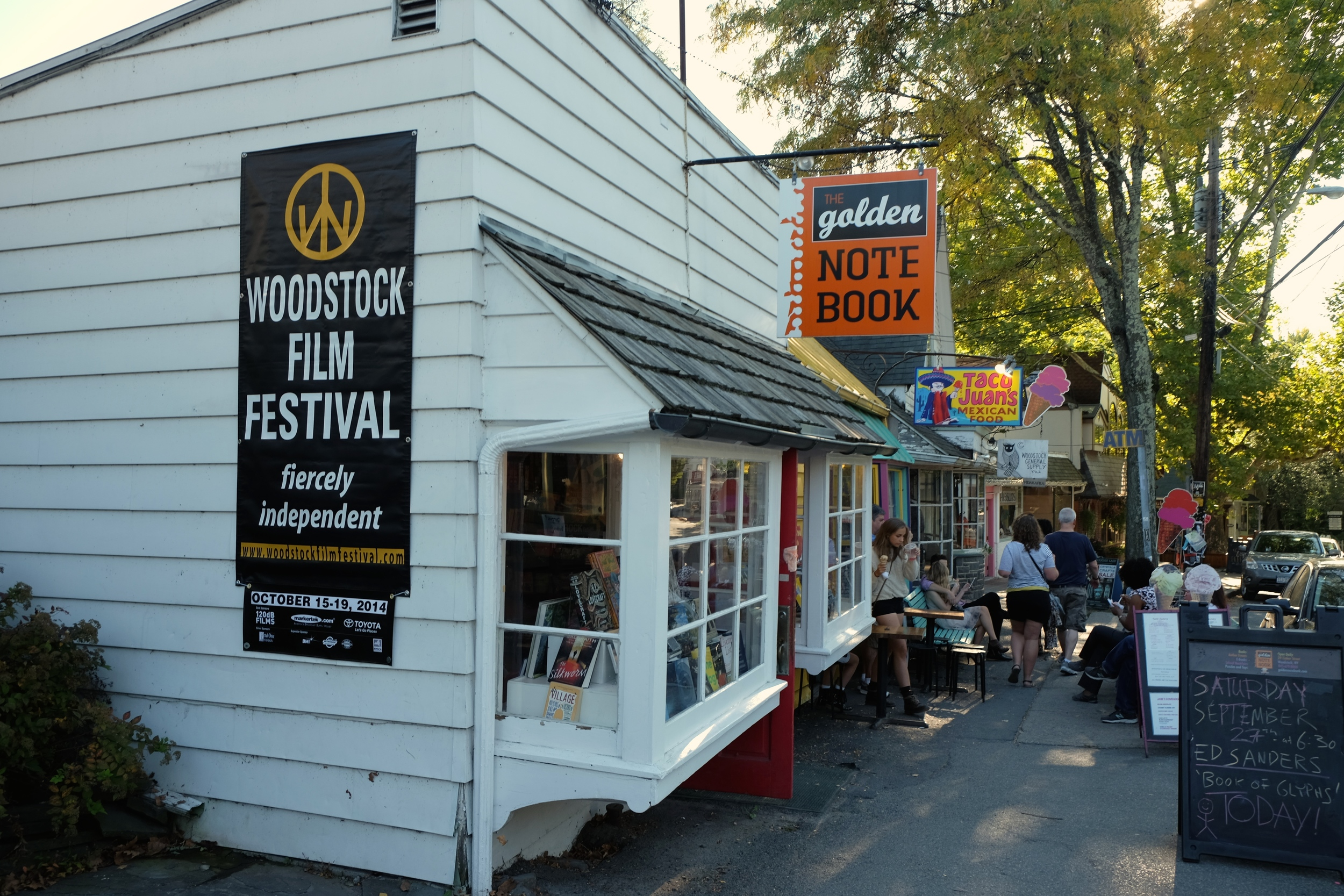 Tinker Street Woodstock