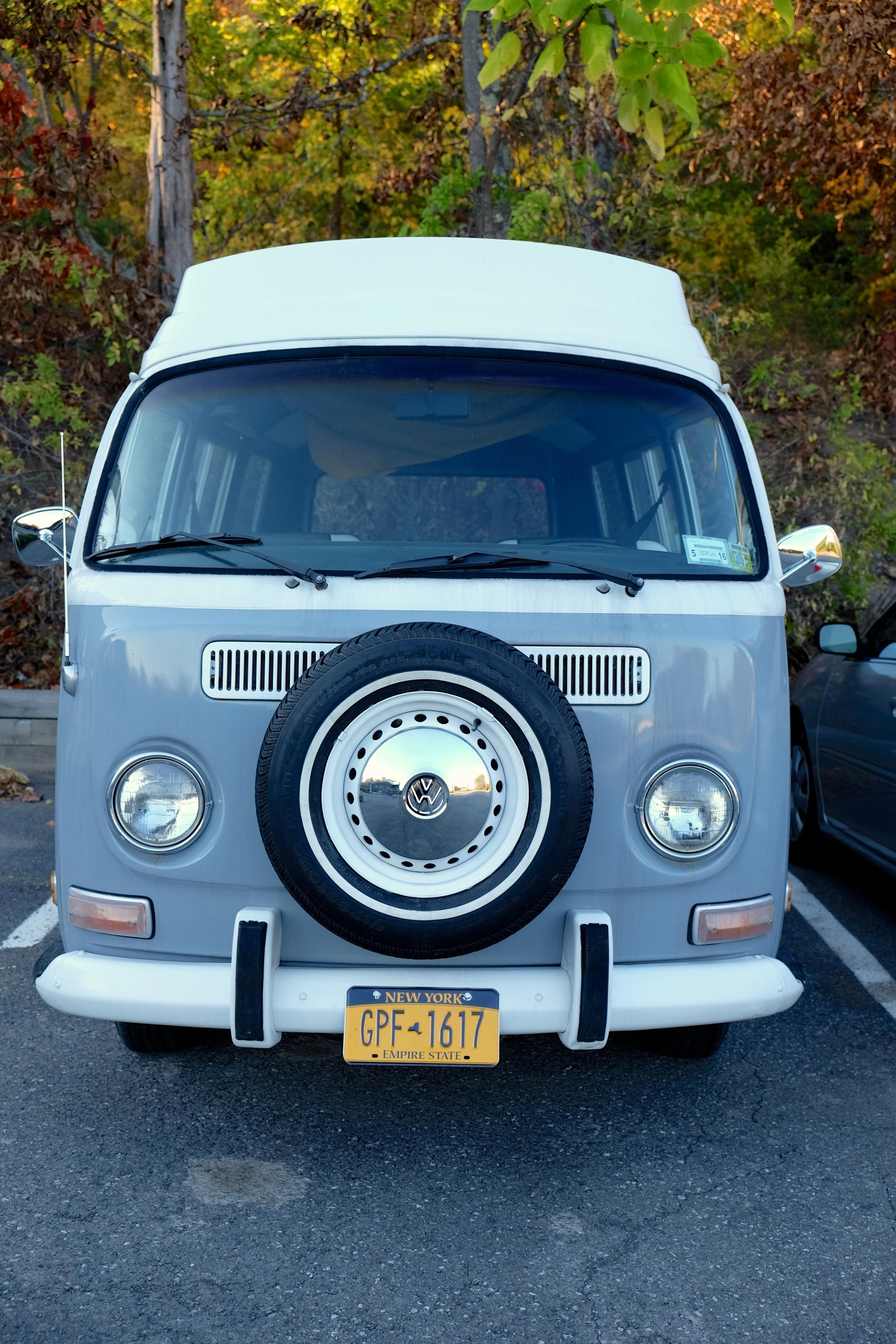 Hippie Van at Hotel Dylan