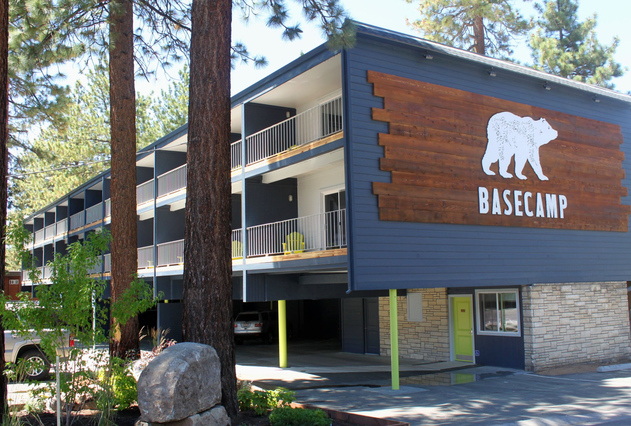 Basecamp Hotel in Lake Tahoe