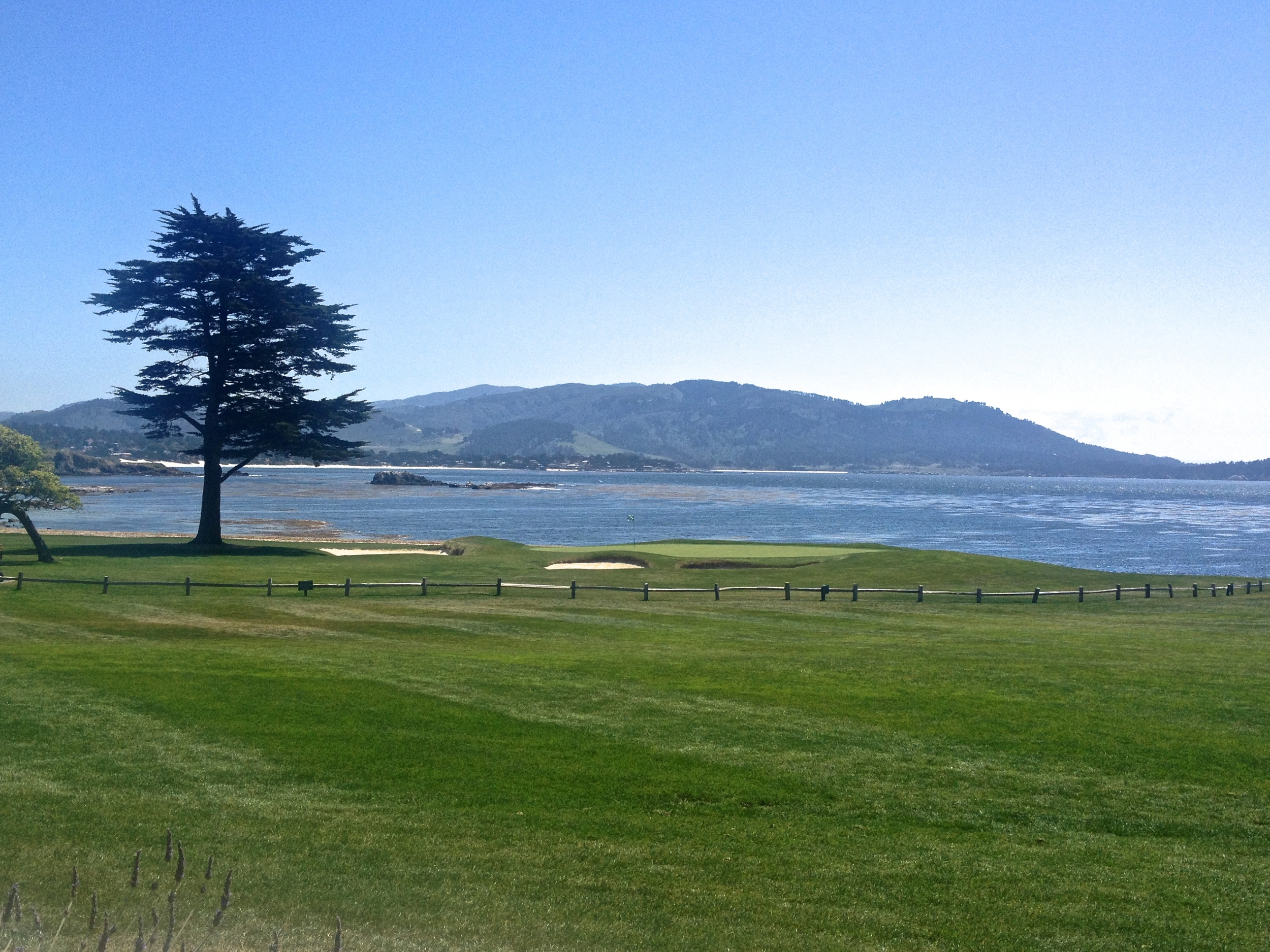 The Bench Restaurant, Pebble Beach