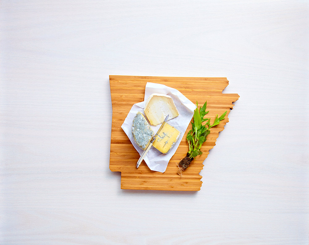 A.Heirloom State Shaped Cutting Boards