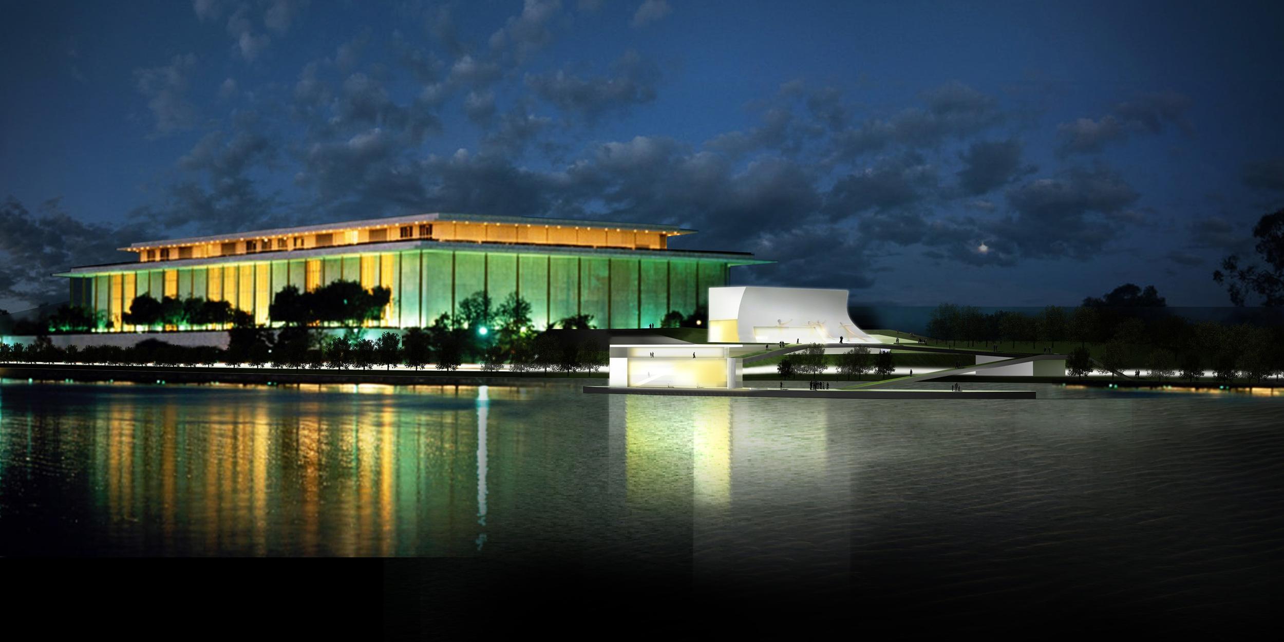 Kennedy Center in Washington, D.C.