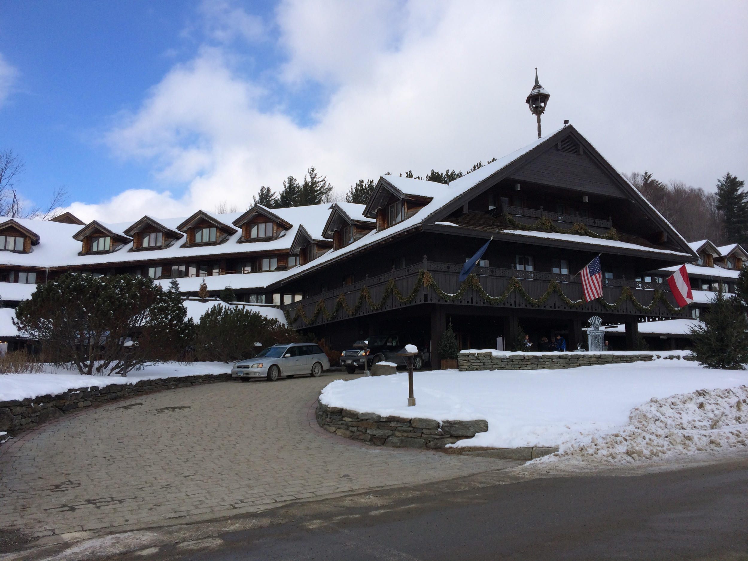 Trapp Family Lodge in Stowe, Vermont