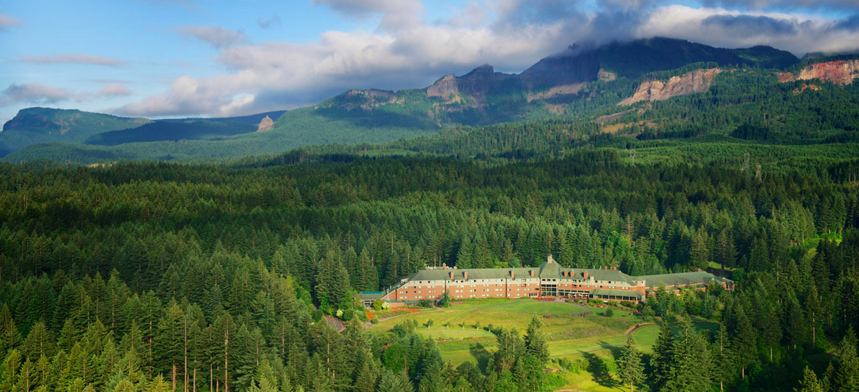 Skamania Lodge in Stevenson, Washington