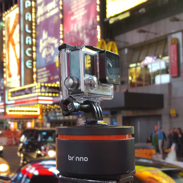 For Action Cameras