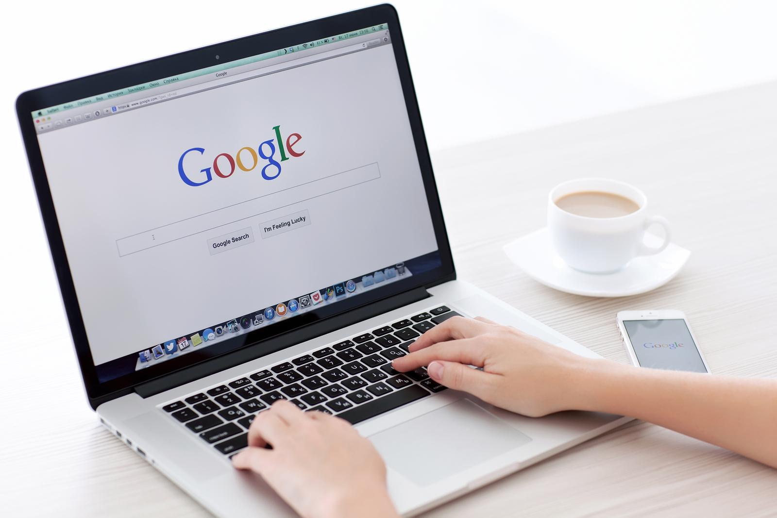 Google Ads -