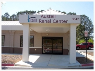 Sale of DaVita Renal Center in Austell, GA, June 2014.