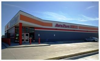 Purchase and sale of Auto Zone located in Cuff Off, LA in spring 2013.