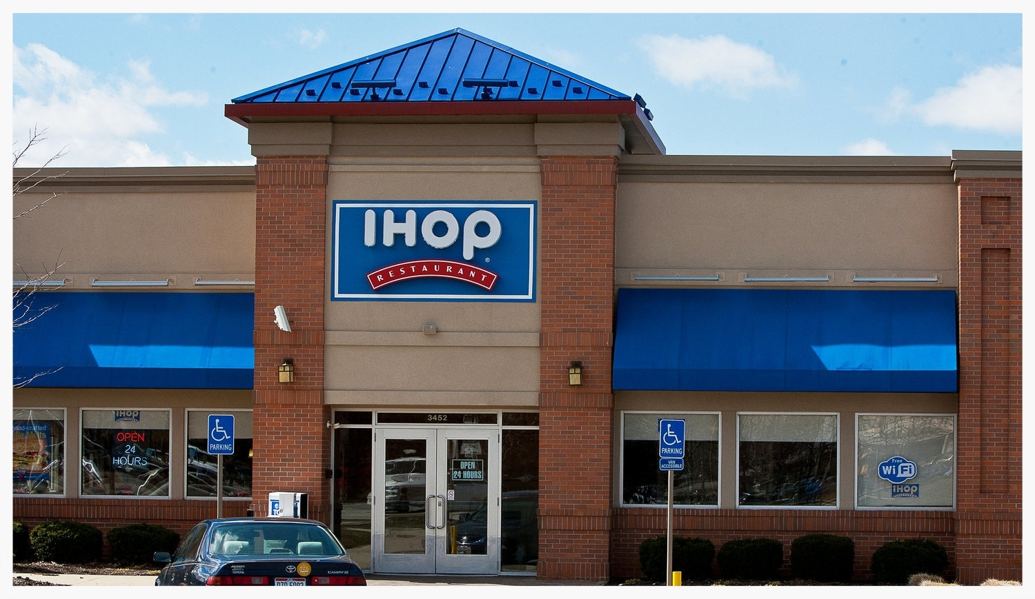 Expansion, Lease up and development of multiple IHOP locations