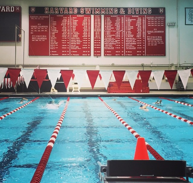 Cambridge Masters at Harvard Pool