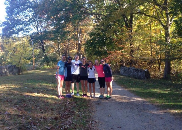 Run with nature at Franklin Park
