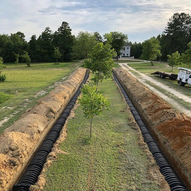 Septic System Leach Field Replacement in Vass NC