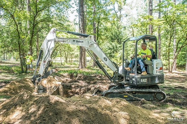 Septic System Installation in Moore County NC