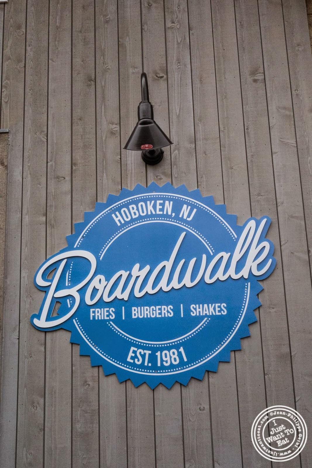 Boardwalk Fresh Burgers and Fries in Hoboken, NJ