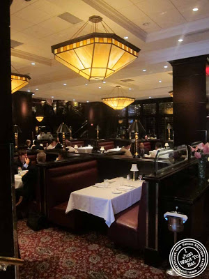 The Capltal Grille in Midtown, NYC, New York
