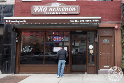 Vietnamese Soup At Pho Nomenon In Hoboken Nj I Just Want To Eat Food Blogger Nyc Nj Best Restaurants Reviews Recipes
