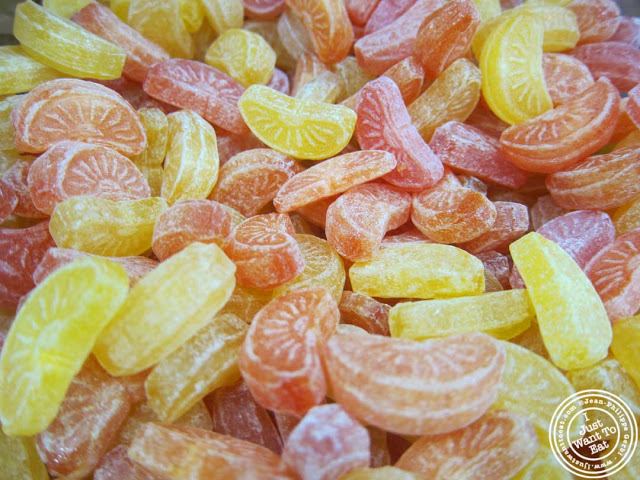 candies at Sockerbit in NYC, New York