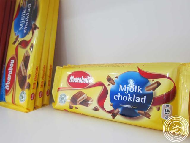 chocolate at Sockerbit in NYC, New York