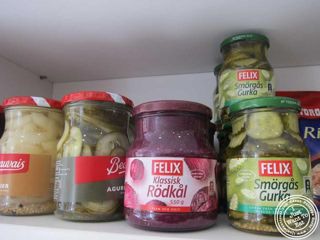pickles at Sockerbit in NYC, New York