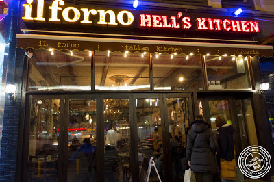 Il Forno Hell S Kitchen In Nyc New York I Just Want To