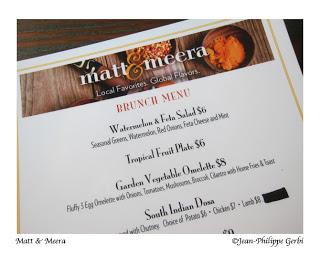 Matt and Meera Indian restaurant in Hoboken, NJ New Jersey