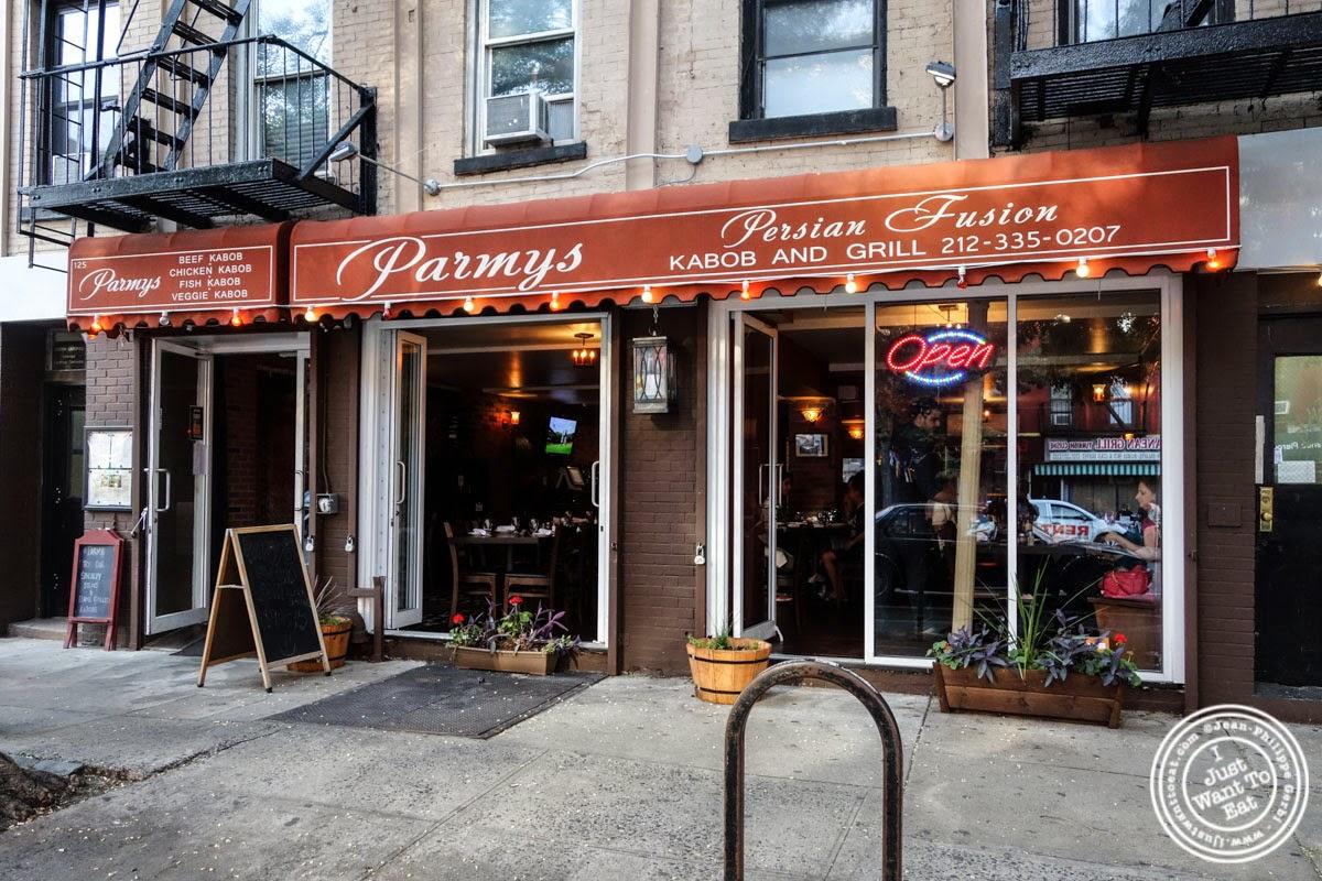 Parmys Persian Fusion in NYC, NY