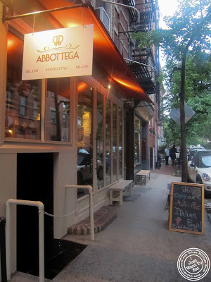 Abbottega, Italian Restaurant in NYC, New York